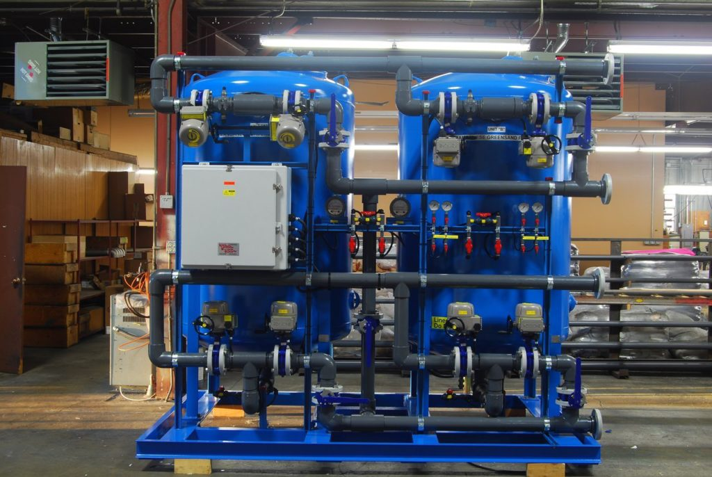 Industrial Softener Services Inc Installation Products